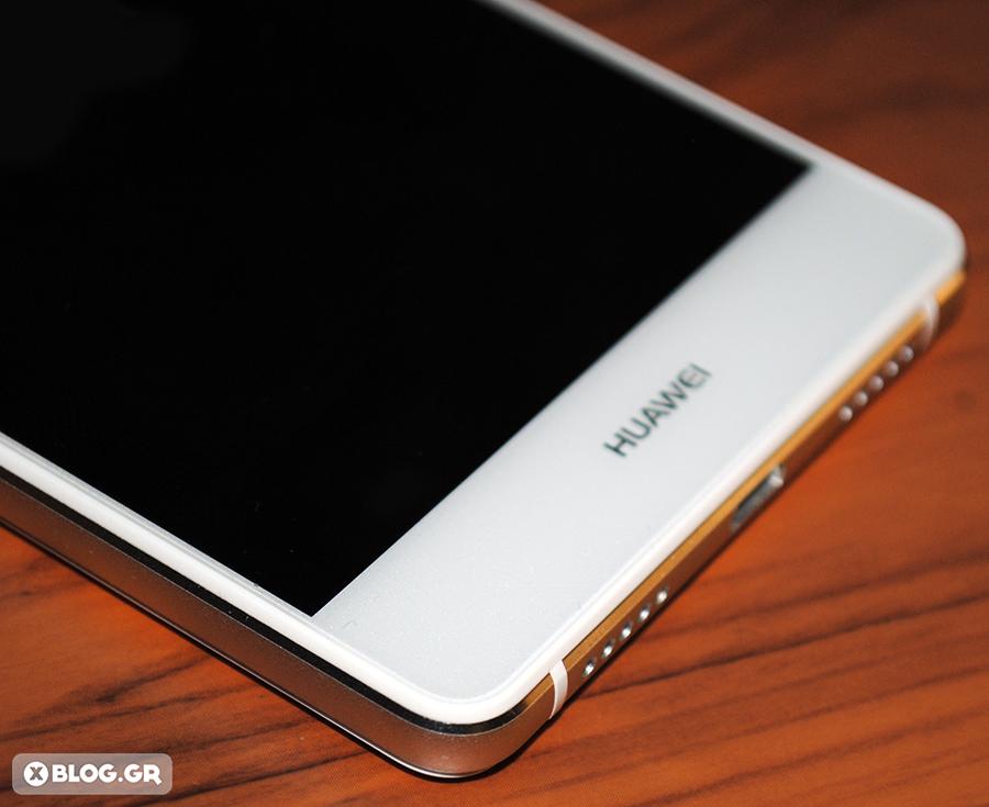 Huawei P9 Lite Speakers