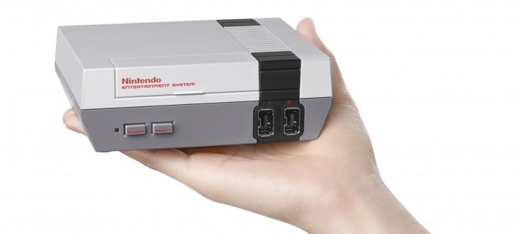 Nintendo Mini NES Collector's Edition