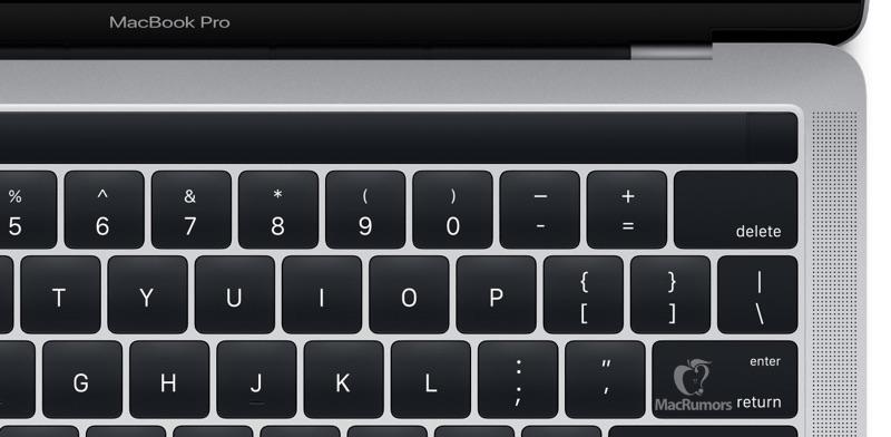 Apple MacBook Pro late 2016 leak