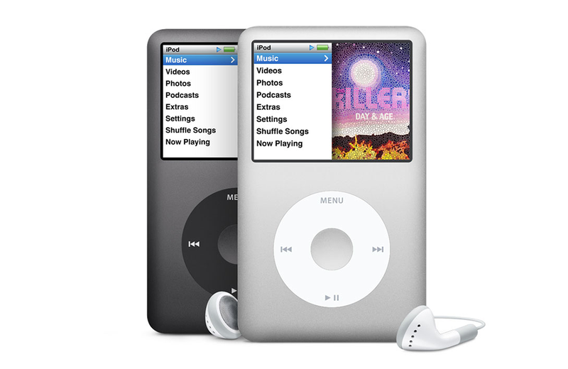 Apple iPod Classic [2007]