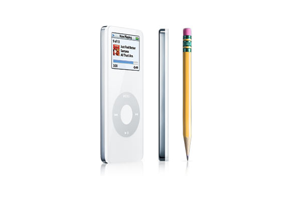 Apple iPod Nano (first generation) [2005]
