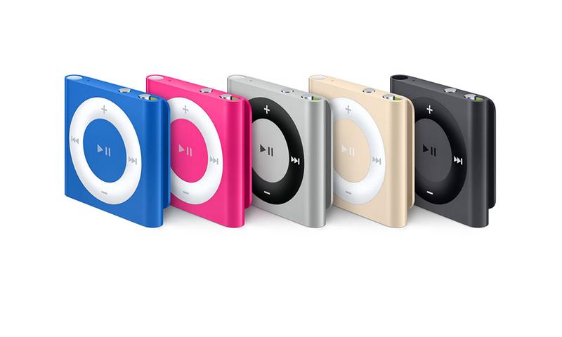 Apple iPod Shuffle (fourth generation) [2010]