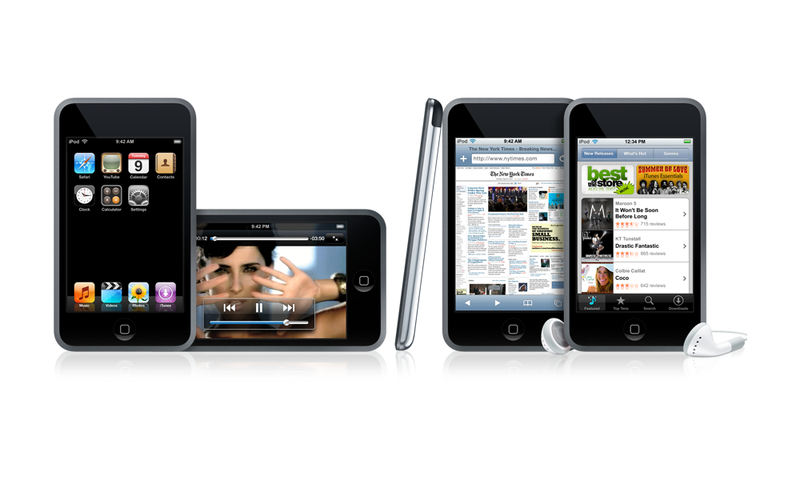 Apple iPod Touch (first generation) [2007]