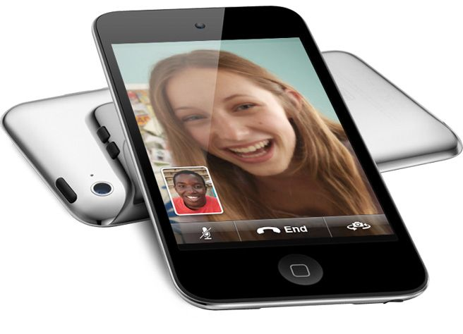 Apple iPod Touch (fourth Generation) [2010]