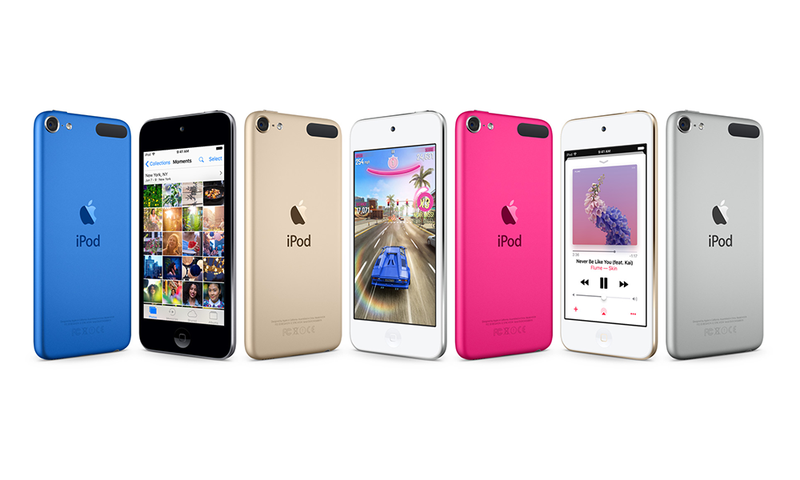Apple iPod Touch (sixth generation) [2015]