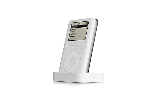 Apple iPod (third generation) [2003]