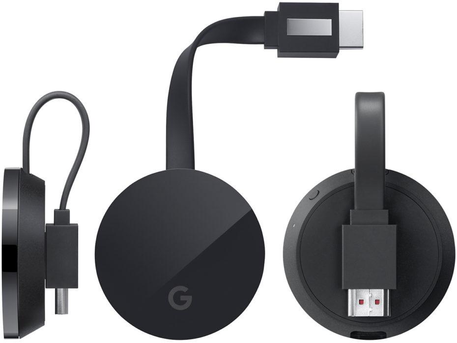 Το επερχόμενο Google Chromecast Ultra