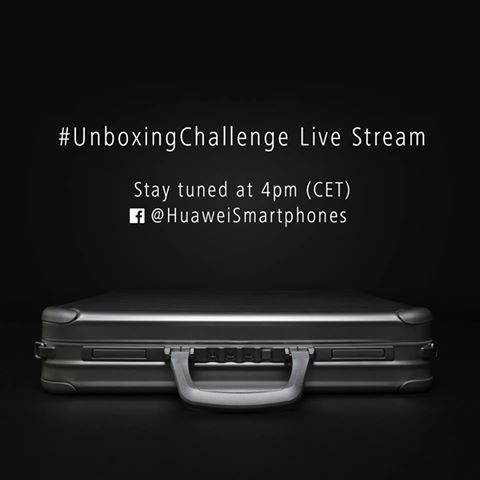 Huawei Unboxing Challenge