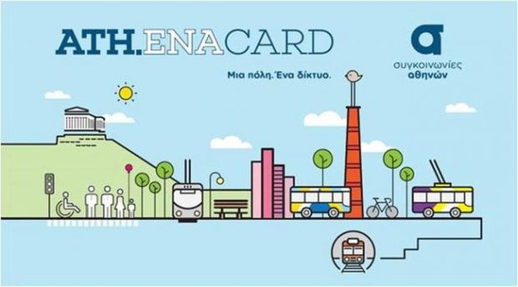 ATH.ENA Card design