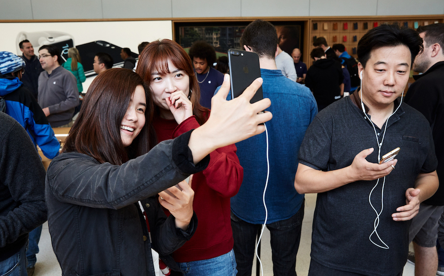Apple iPhone 7 launch