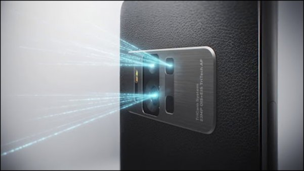 Asus Zenfone AR cameras