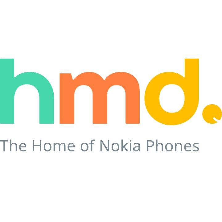 HMD Global Oy logo
