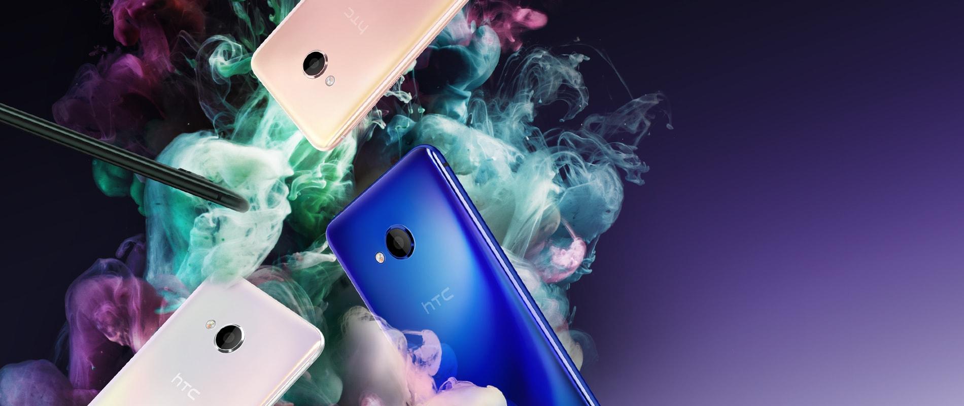 HTC U Play Design