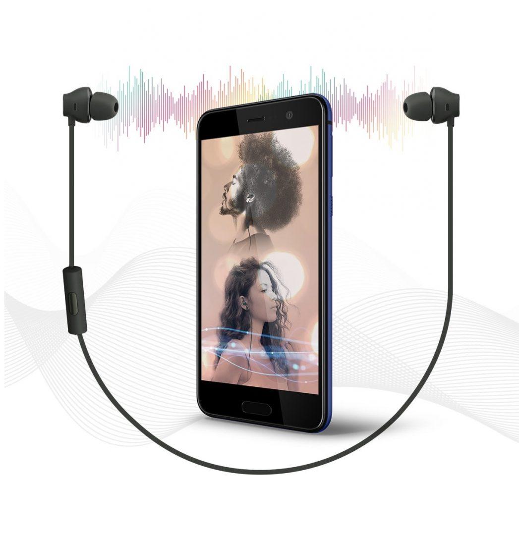 HTC U Play Sound