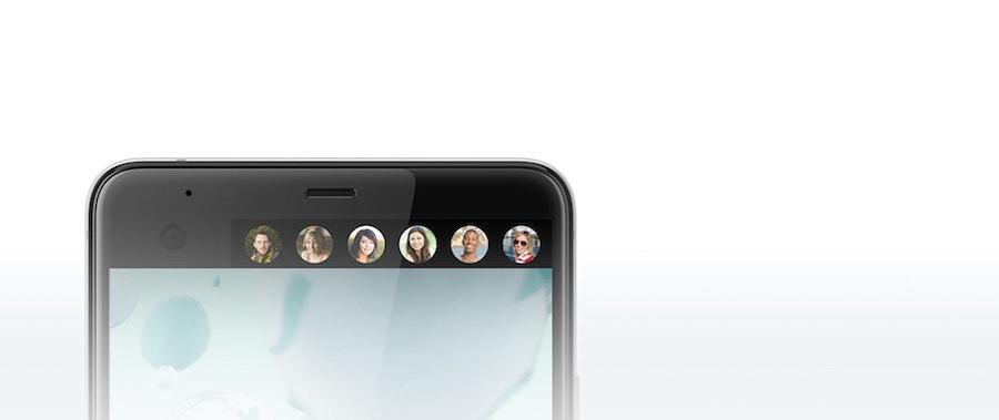 HTC U Ultra Dual Screen