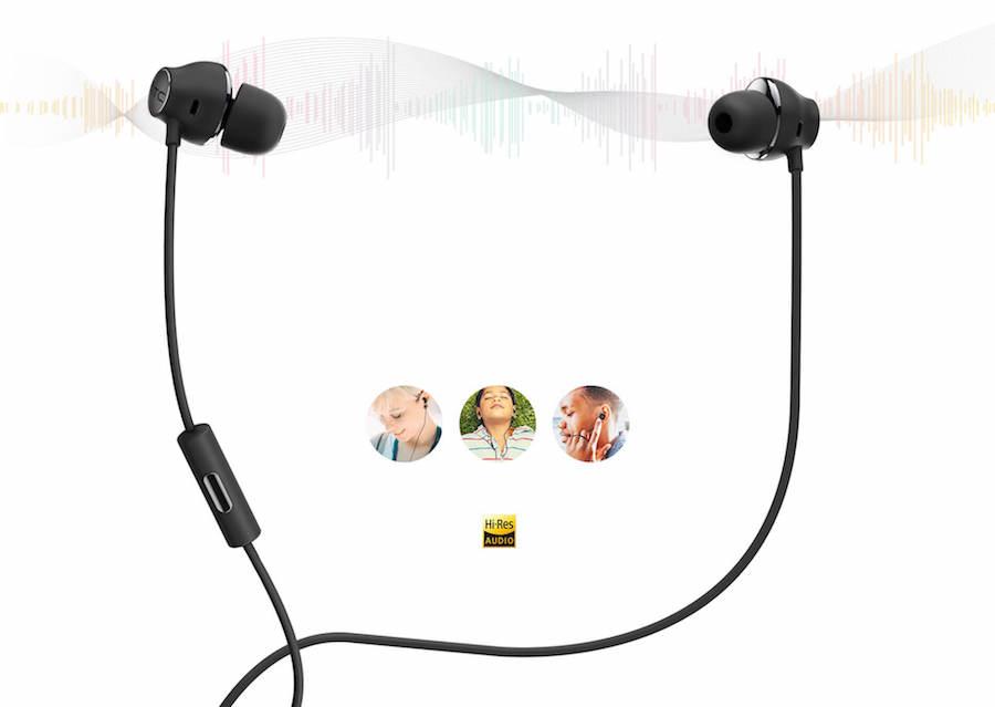 HTC U Ultra HTC USonic earphones