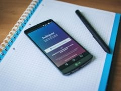 LG G3 - Instagram