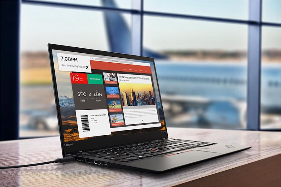 Lenovo ThinkPad X1 Carbon hero