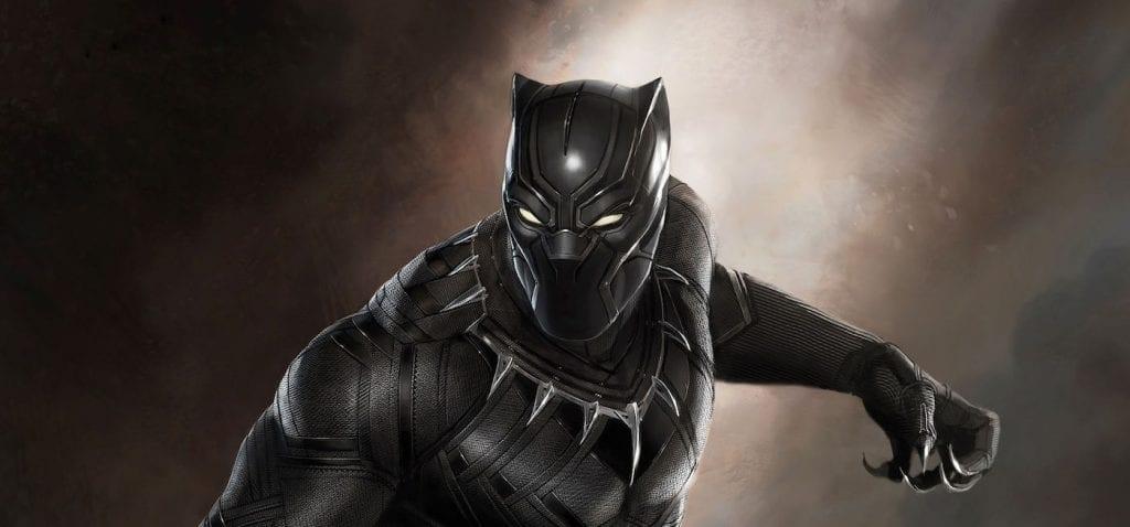 Marvel's Black Panther movie