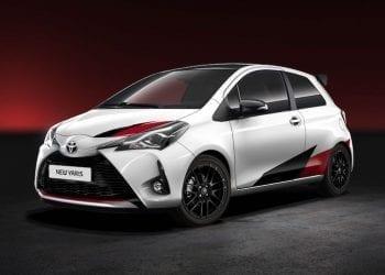 New Toyota Yaris 2017