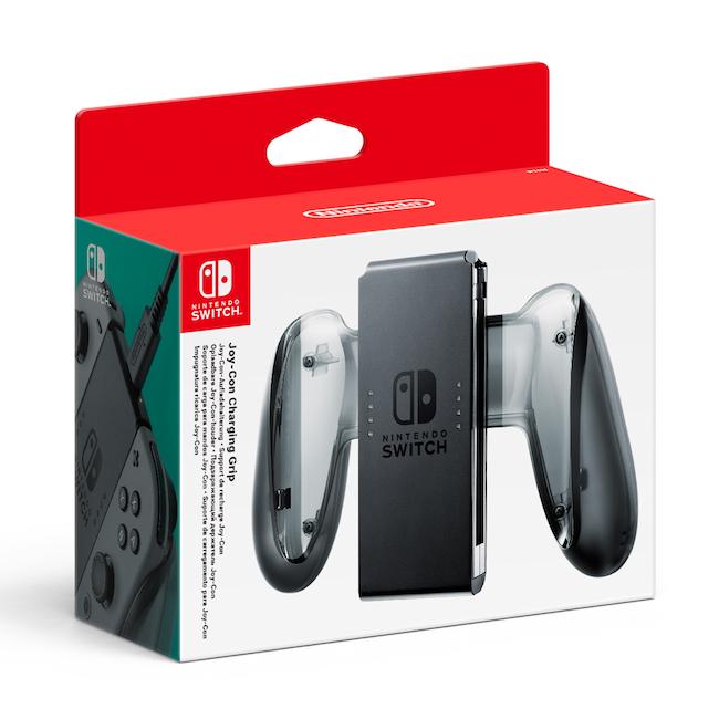 Nintendo Joy Con Controller Charging Grip