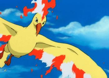 Pokemon Moltres