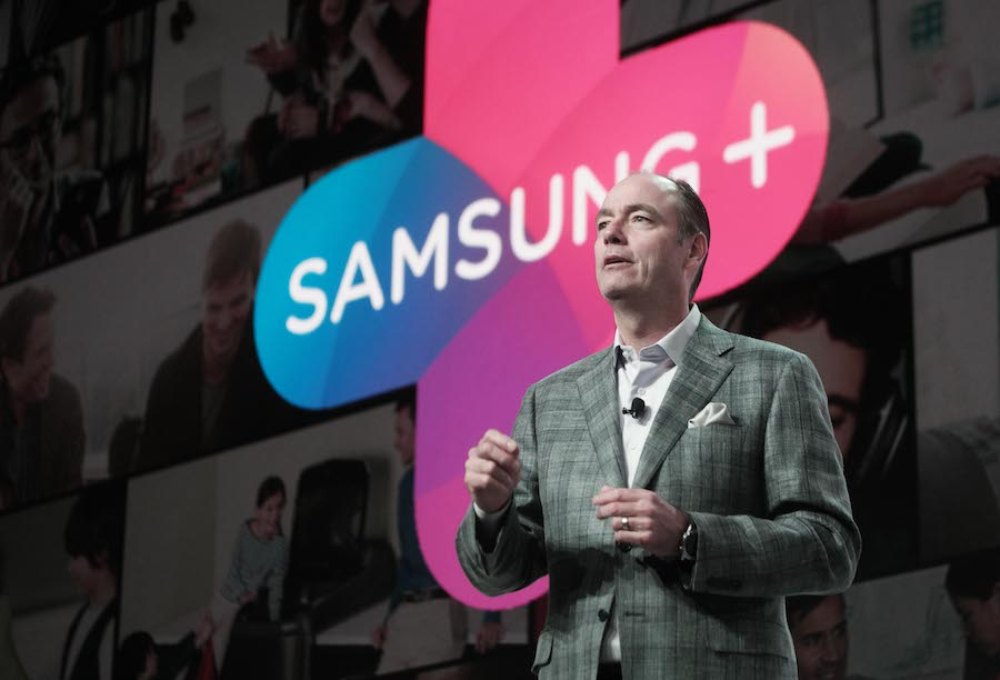 Samsung Electronics Press Conference at CES 2017 (3)