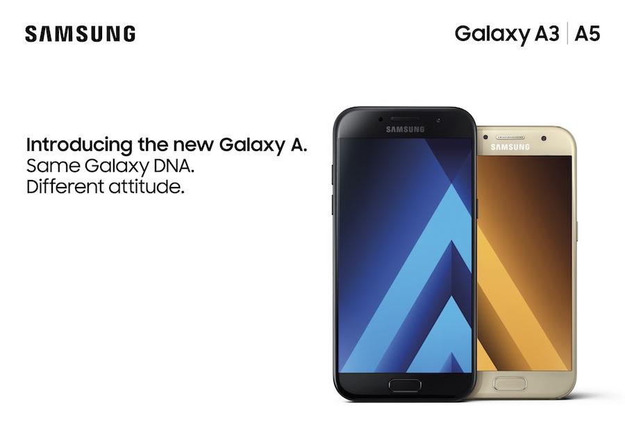 Samsung Galaxy A5 A3 (2017)