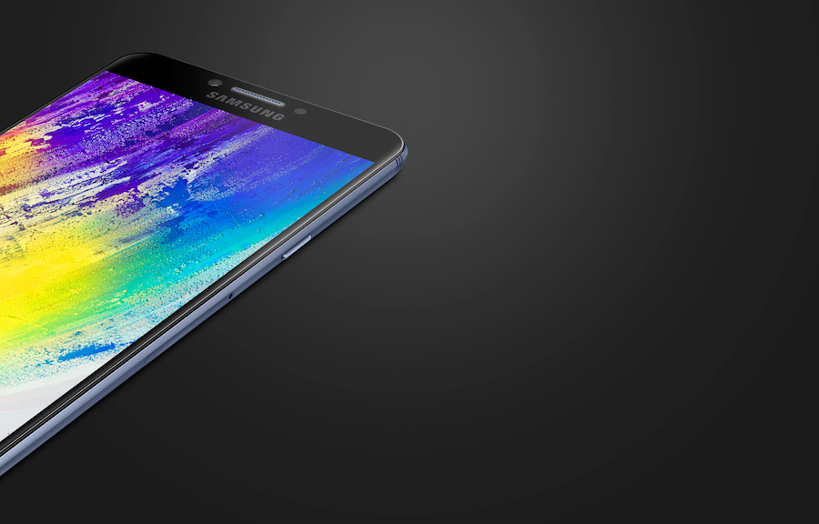Samsung Galaxy C7 Pro hero