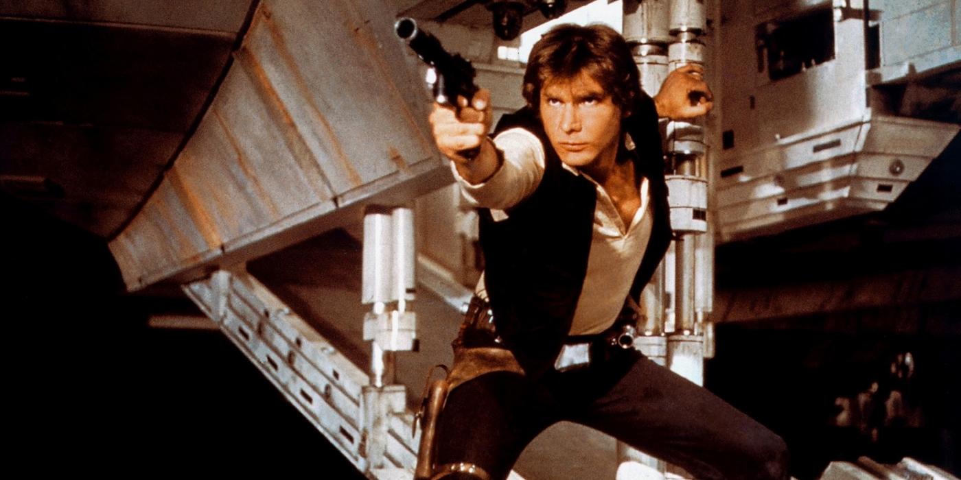 Star Wars Han Solo Harrison Ford