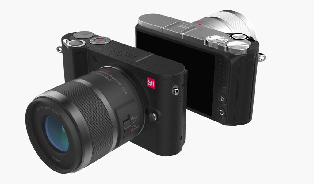 XiaoYi YI M1 Mirrorless Digital Camera
