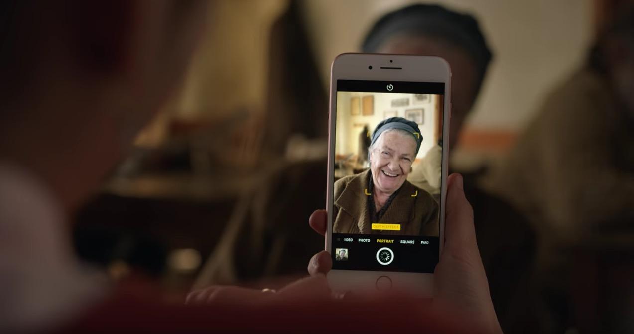 iPhone 7 Plus – Take Mine – Apple ad in Greece