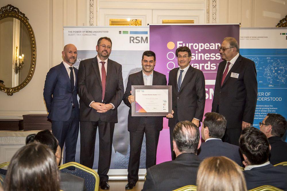 iSquare European Business Awards 2016 17