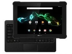 Archos 101 Saphir rugged tablet