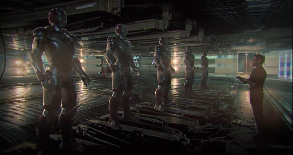 Avengers: Infinity War | Tony Stark teaser