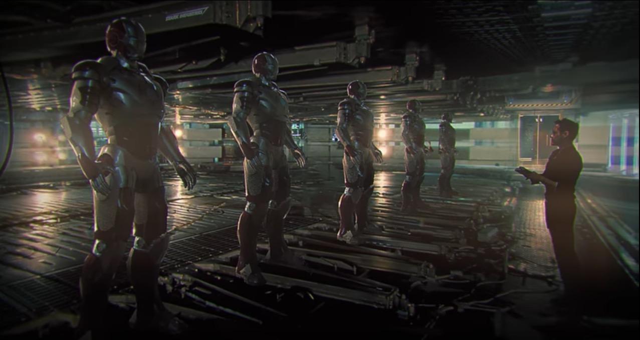 Avengers: Infinity War   Tony Stark teaser