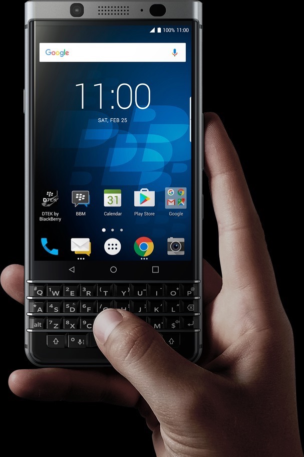 BlackBerry KeyOne (11)