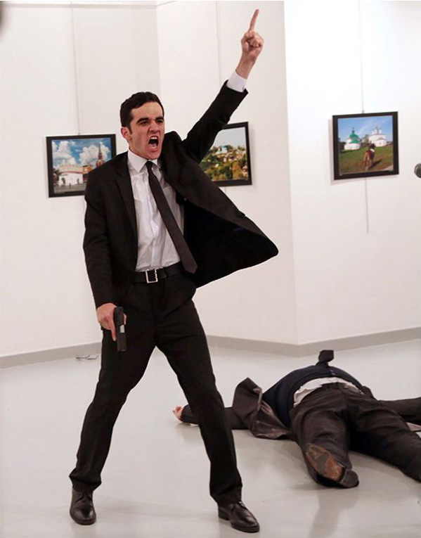 Canon World Press Photo of the Year 2017