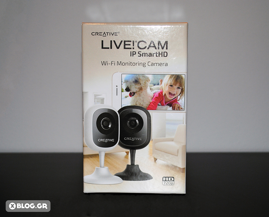 creative live cam ip smarthd trusted review. Black Bedroom Furniture Sets. Home Design Ideas