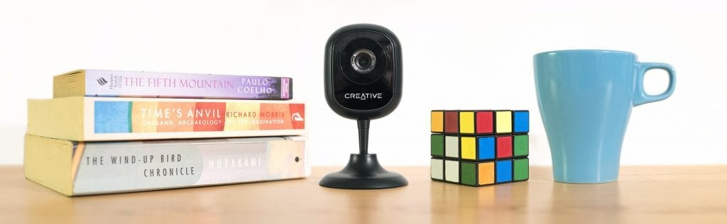 Creative Live! Cam IP SmartHD review