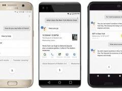 Google Assistant OEM smartphones