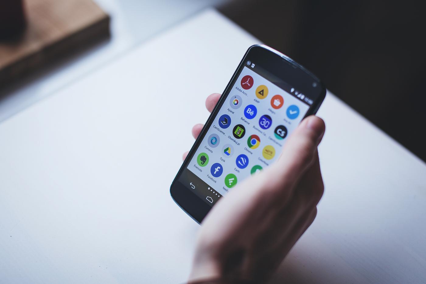 Google Nexus Smartphone apps