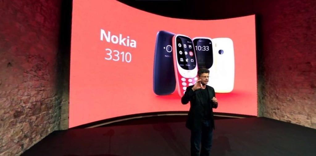 HMD Nokia 3310 2017 Edition