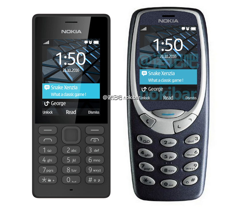 HMD Nokia 3310 NPU leak