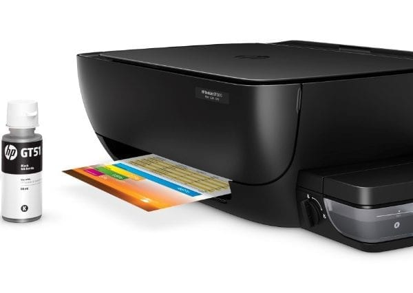 HP DeskJet GT 5820:10 All in One