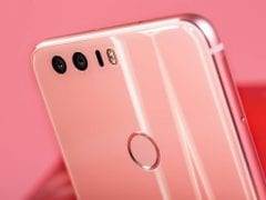 Huawei Honor 8 Pink back (3)