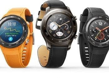 Huawei Watch 2 Classic group shot