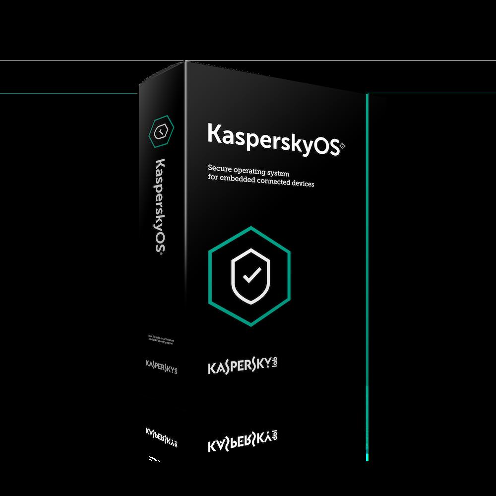 Kaspersky Lab KasperskyOS Box KOS 2017