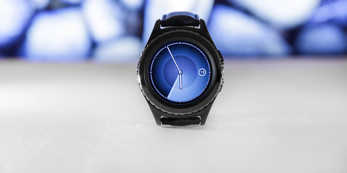 LG Android Wear smartwatch