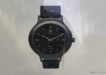 LG Watch Style box leak